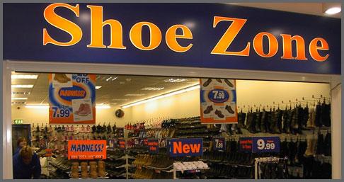 Shoe shops Truro: Shoe Zone | enjoy truro